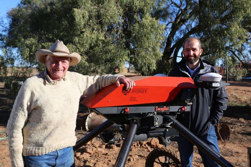Australian farm robots to assist aging workforce