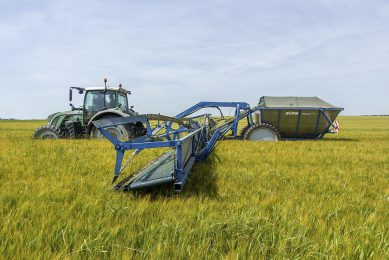 Zürn launches Top Cut Collect seed head mower