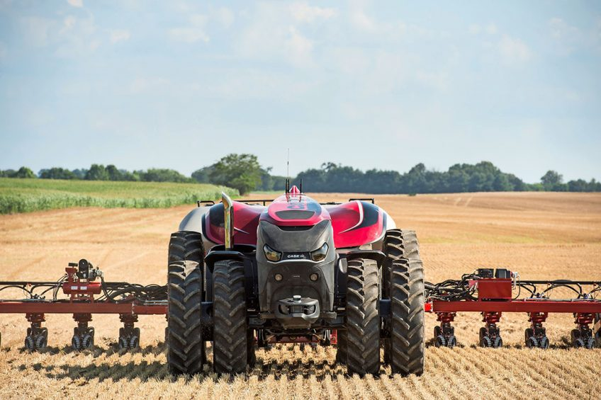 Future Farming 4: focus on autonomous technology