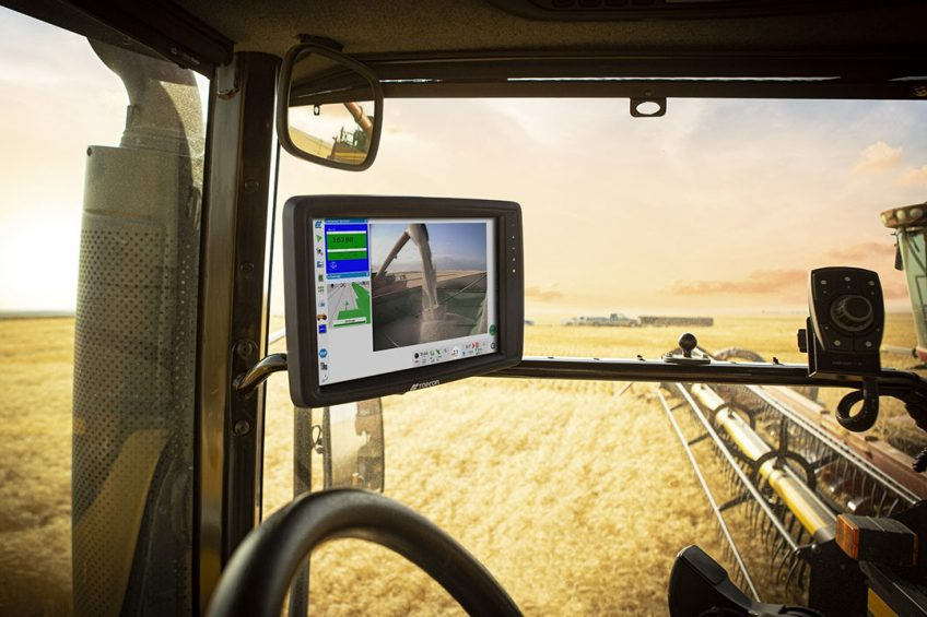 Topcon simplifies cab control with new in-cab displays