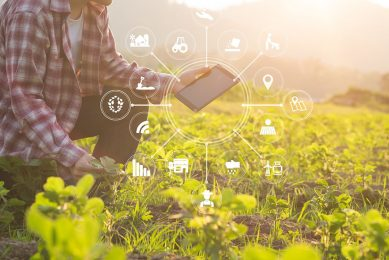 Use of the open data exchange platform will also make it easier for farmers to track and report information based on local regulations.