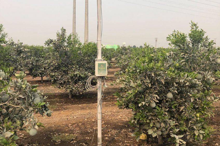 Ranch Systems supports John Deer soil moisture probes