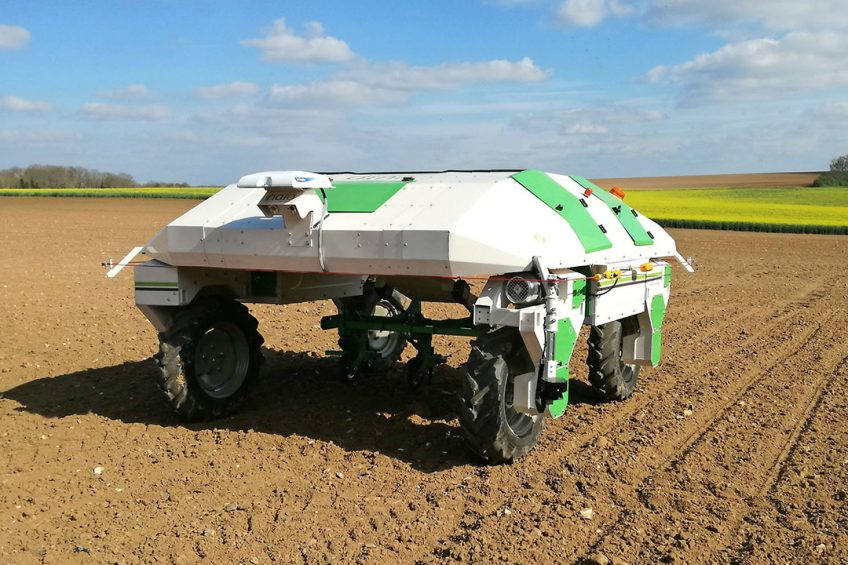 Competition for robotics solutions in agriculture