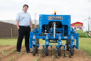 How robotic weeders are set to revolutionise farming