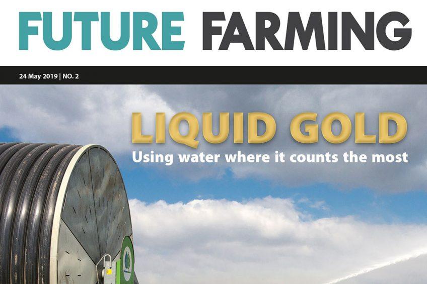 Future Farming issue 2 focuses on efficiency