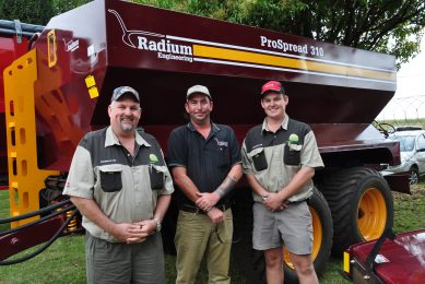 Variable fertiliser approach raises dry-land maize yields