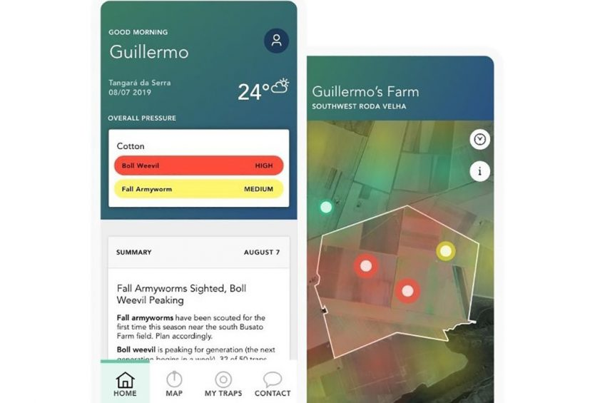 New precision ag platform predict insects pressure one week in advance