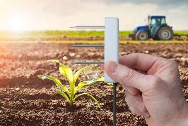 Onset announces new suite of soil moisture sensors.