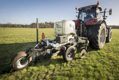 Succesful first year for NPPL precision ag project