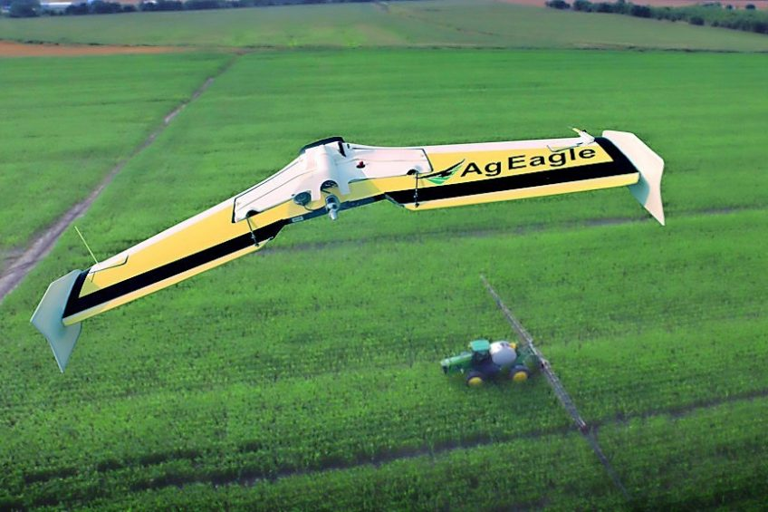 AgEagle plans to integrate Agribotix's FarmLens data analytics platform within AgEagle's service offerings, providing the agricultural supply chain with advanced analytic capabilities to identify areas where they can build soil health and reduce water or chemical usage.