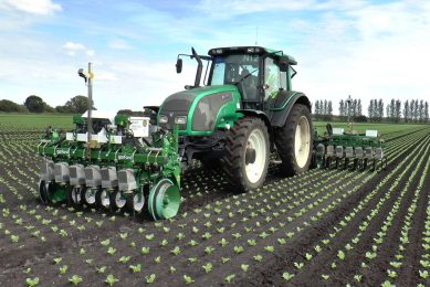 Weeder guidance system upgrade boosts accuracy and work rates