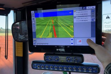 Peanut grower increases yield with precision ag tools