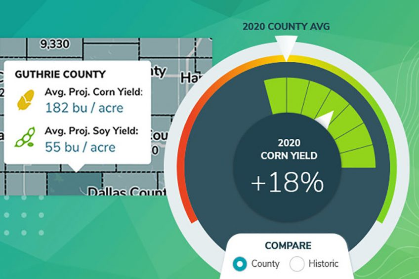 CIBO launches county-level crop yield forecasts
