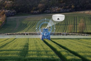 Novatel SMART2 antenna delivers scalable accuracy