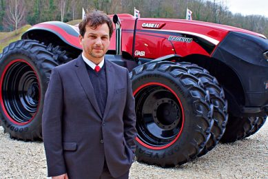 How driverless tractors will change how farmers grow crop