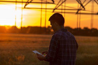Smart farming experts