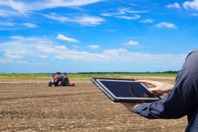 Autonomous farm equipment, being highly efficient in saving time and cost in yielding, crop monitoring, and field & soil analysis, is gaining traction around the world. - Photo: Yanmar