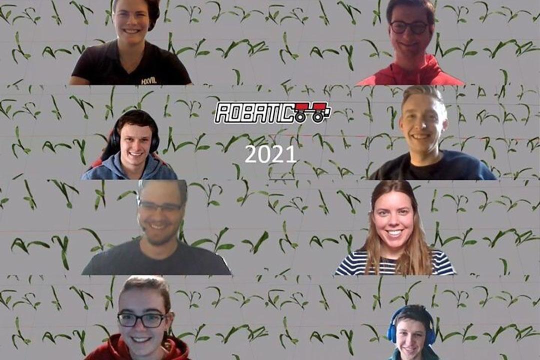 The overall winner of the 2021 event is the Bullseye team from Wageningen University, the Netherlands. - Photo: DLG
