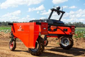 Digital Farmhand is Agerris's most versatile robotic platform. - Photo: Agerris